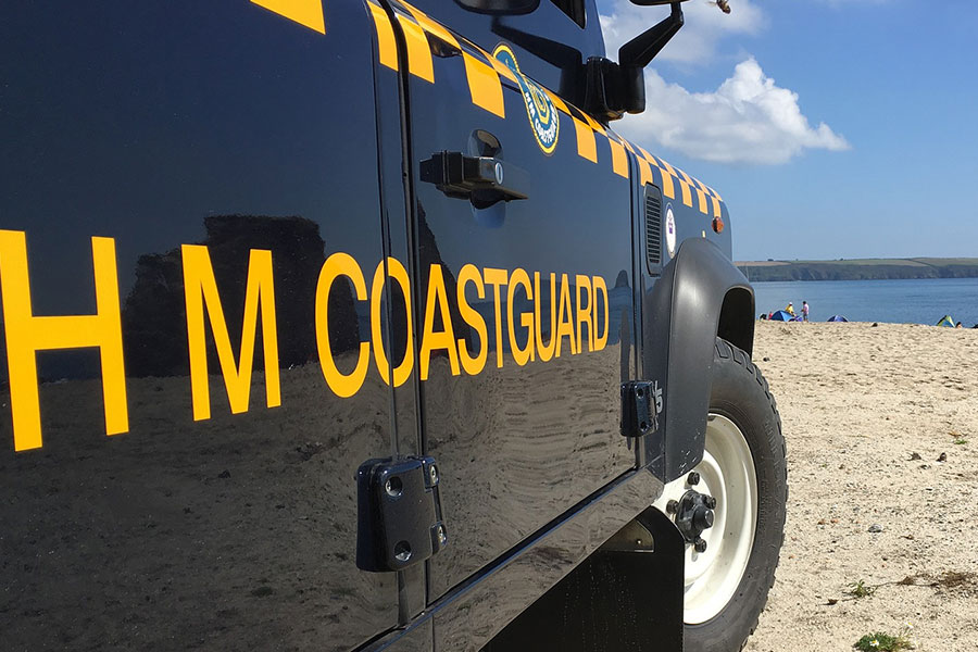 Polzeath Coastguard Update
